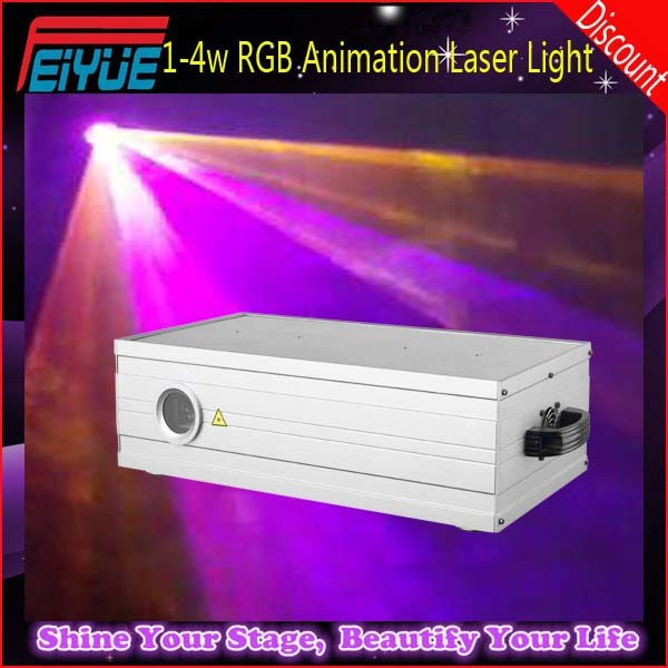 1w / 2w / 3w / 4w RGB 3D Animation ELF Light Christmas Lights Projector Outdoor Laser Lighting