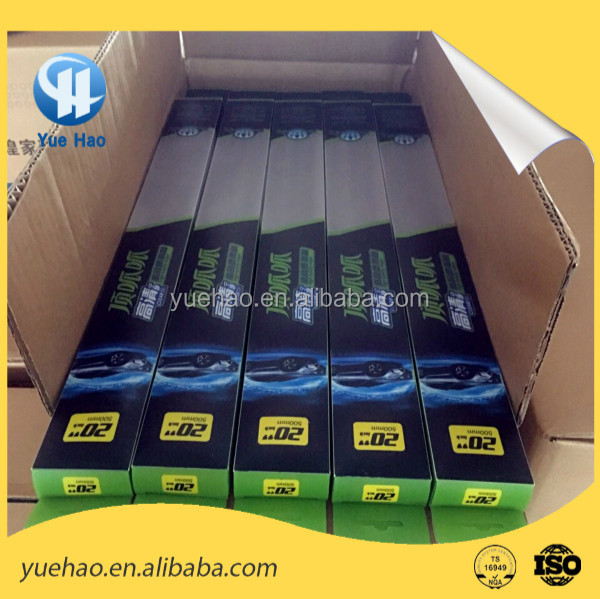 Supply Windscreen Wiper Blades Rubber Refill