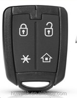 BX-025 original Brazil Positron remote car key used for alarm system, 433.92Mhz, 12F519IMS Computer code
