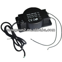 GS,CE,UL approved IP64 water proof AC to AC 12V pool light transformer