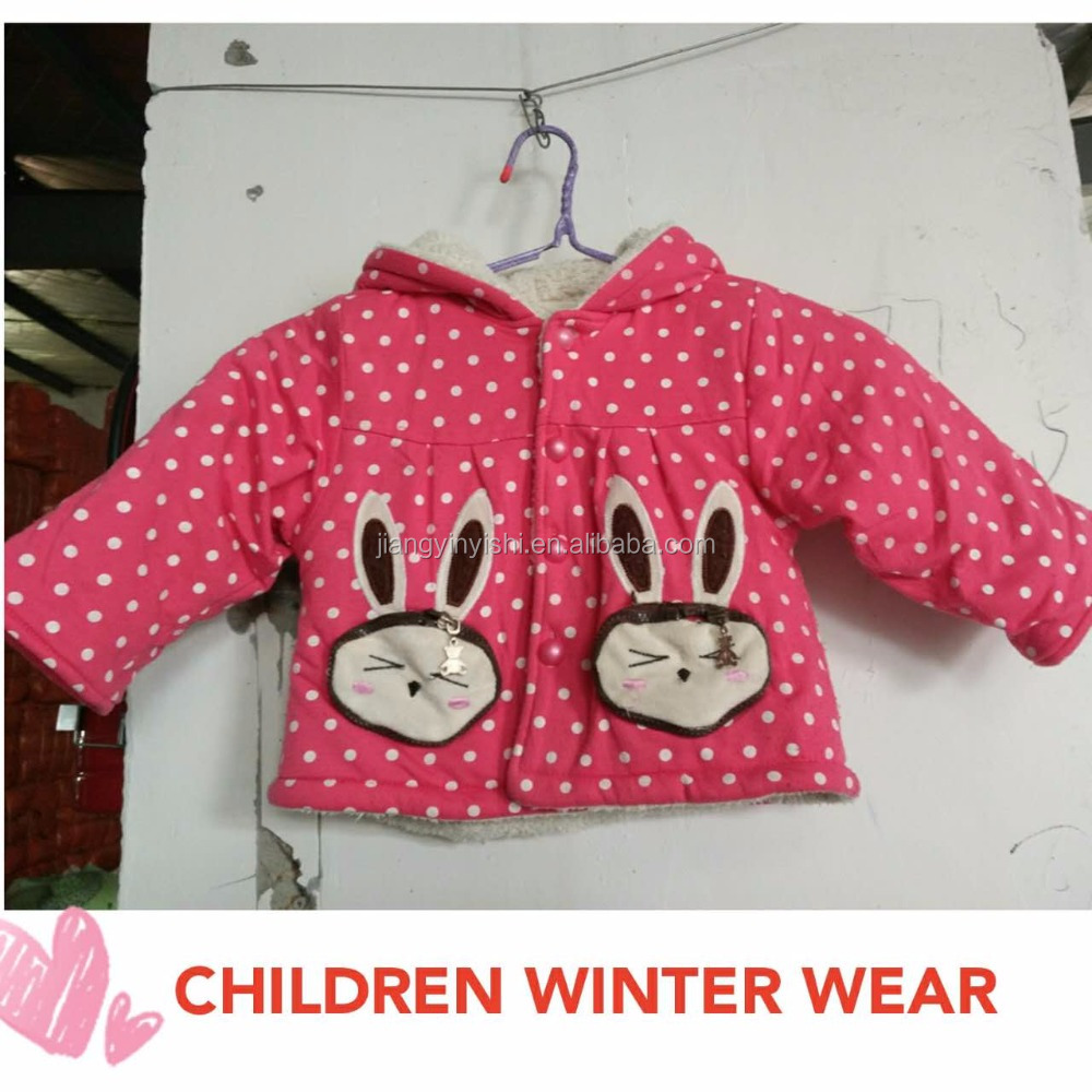 Wholesale used clothing for winter
