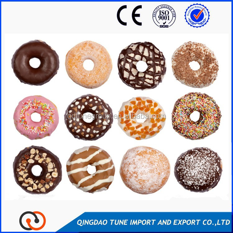 commercial mini donut machine for sale/automatic donut machine production line