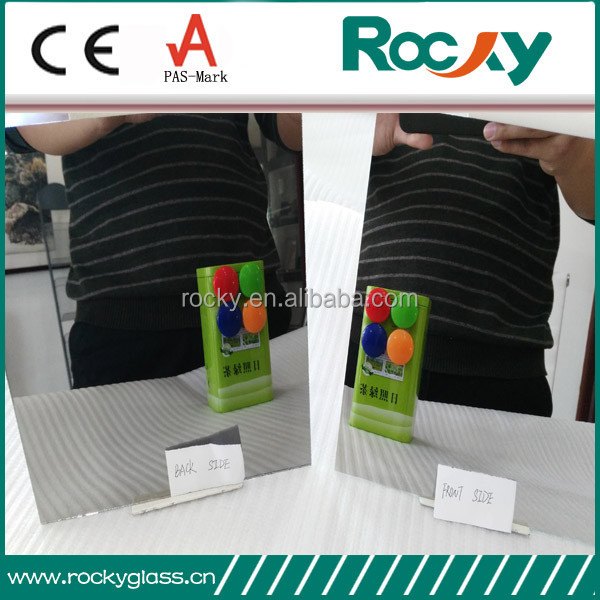Factory produce 1.3mm 1.5mm 1.8mm 2mm etc. concave minify convex mirror