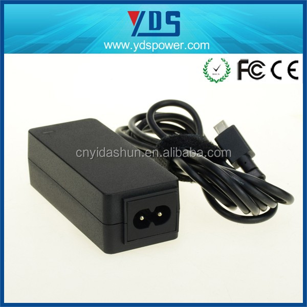 19v 1.75a 33w Special Usb 6 Pin Ac Dc Adapter Power Adapter ...