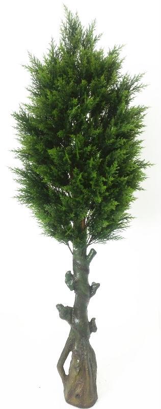 Decorativo hoja de laurel decoraci n del rbol artificial for Arbol artificial decoracion