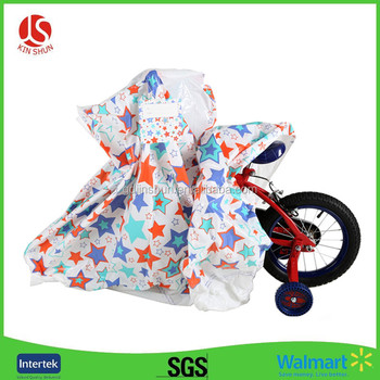 Christmas bike gift bag
