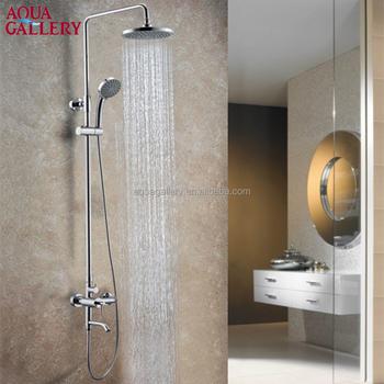 Exposed Rain Fall Bath Showers For 5 Star Hotel - Buy Exposed Rain ...