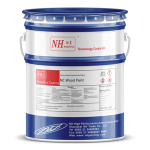 ISO Factory Nitrocellulose lacquer paint for Wood Finishes