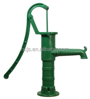 manual hand pump for water well