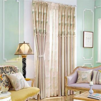 Living Room Curtains Fancy Design Curtain Rod Window Decor