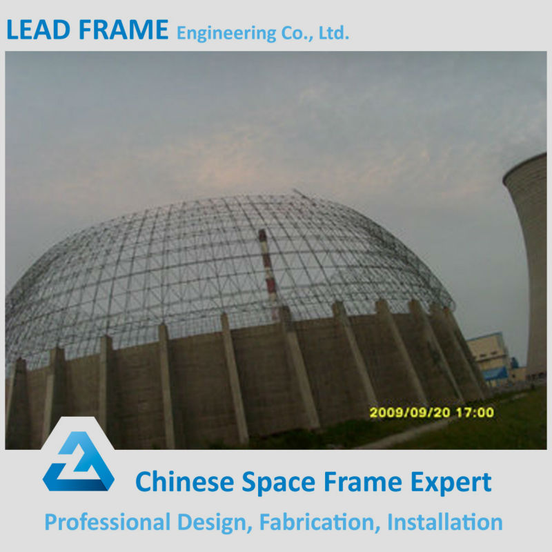 seismic performance space frame fireproof shed