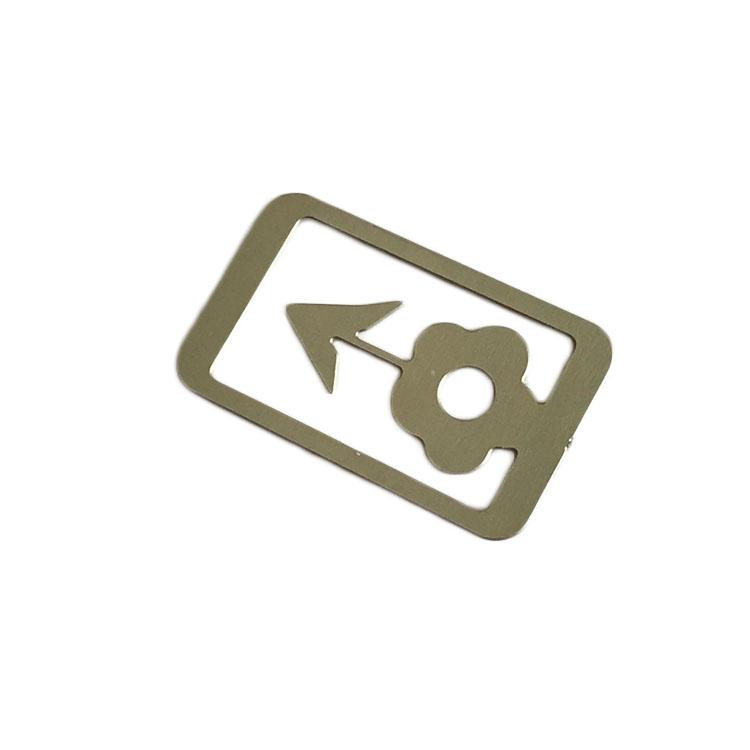 Лазерная резка услуги по изготовлению, листового металла закладки из нержавеющей стали пустой на продажу