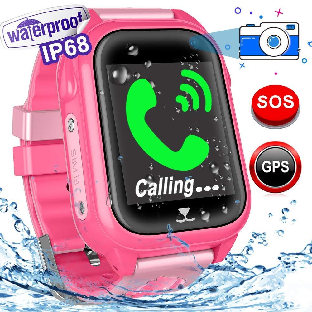 Buy Woqoo Kids Smart Watch Phone- Free SIM Card [Speedtalk