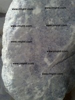 pakistani RMY 009 best quality persian blue salt and blue salt lamps