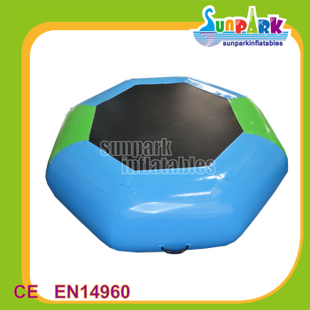 Cheap Inflatable Water Trampoline Clearance , High Qulaity Inflatable  Swimming Pool Trampoline for Sale, View Swimming Pool Trampoline, Sunpark  ...
