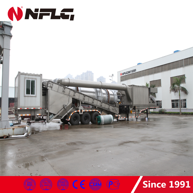 2017 new design factory price asphalt plant mixer for great sale