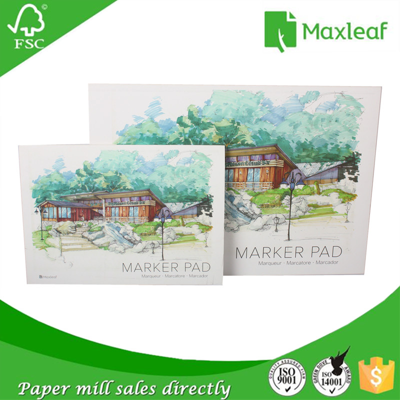 2016 Maxleaf Marker drawing pad artist sketchbook