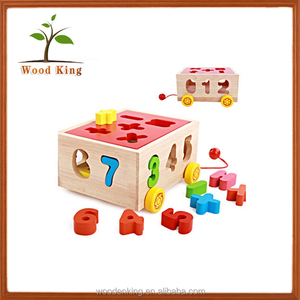Form Cognitive Pairing Drag Walker Baby Toy Children Teach Arabic Letter Puzzle Digital Pull Line Funny 2017 Baby Toys Education