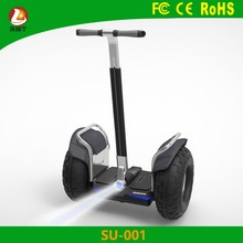 Personal vehicle transporter electric chariot two wheels self balancing stand scooter scooter