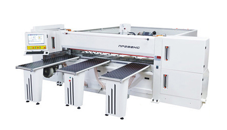 NP330HG Heavy Duty CNC Panel Saw wood cutting beam saw machine