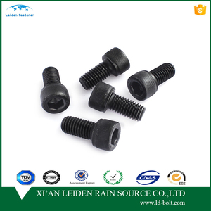 best price m3 m4 m5 socket cap screws hex head bolts din912