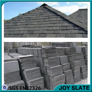 Chinese roofing building materials natural slate stone roof tiles/ large slate tiles