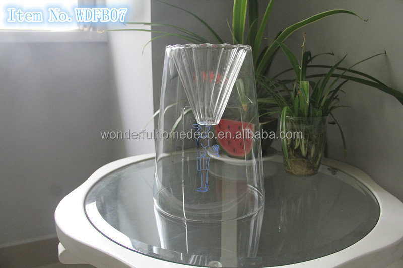 heat resistant clear glass drip coffee maker
