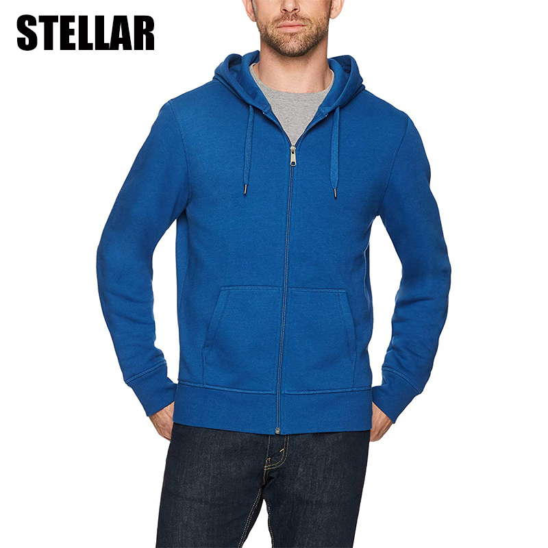 Men s Urban Streetwear Clothing Fleece Full-zip Hoodie Sweatshirts - Buy  Streetwear 9cee94a21