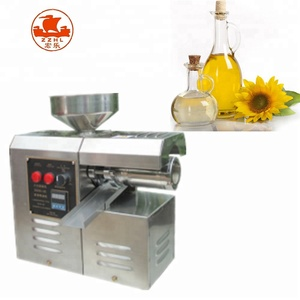 Maximum Yield 45kg per hour Commercial Small Avocado Olive Coconut Mini Oil Press Machine