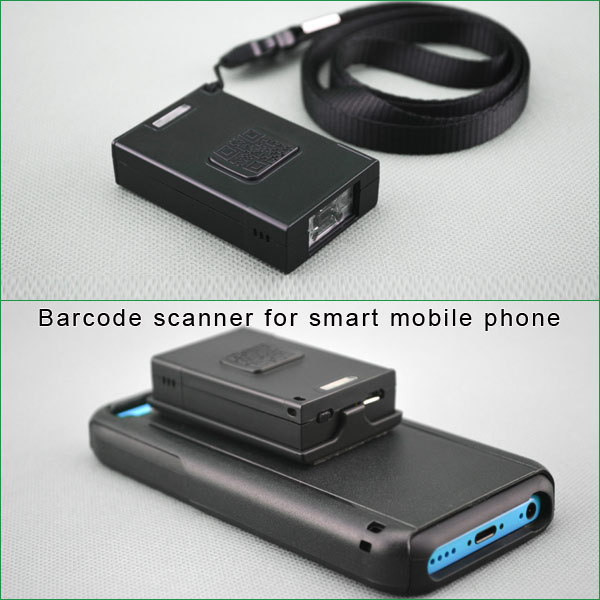 Qr Code Scanner Usb Wireless Bar Reader Portable Id Card