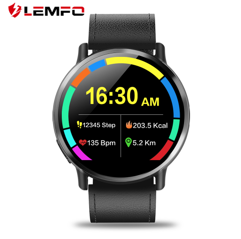Cheapest LEMFO LEM X Smartwatch Android 7.1 <strong>LTE</strong> 4G <strong>Sim</strong> WIFI 2.03 Inch GPS Heart Rate IP67 Waterproof Smart Watch for Men Women