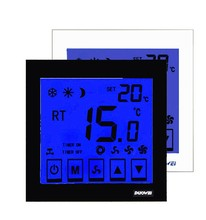 touch screen LCD digital thermostat type samrt digital thermostat controller