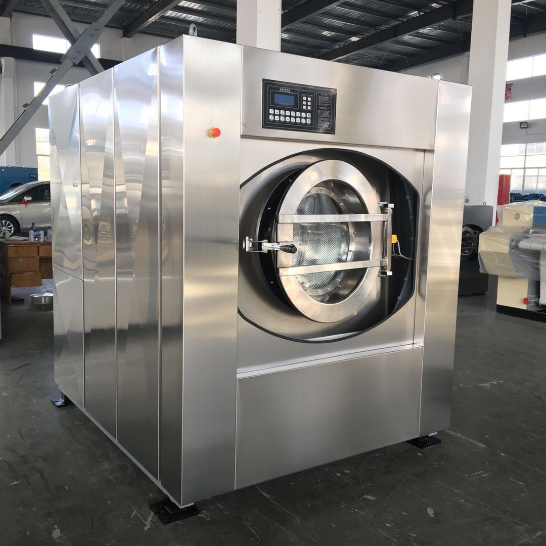 hotel used 100kg capacity fully automatic washing machine prices