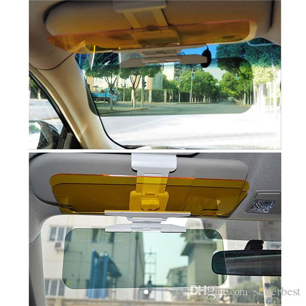 HDVISION Car <strong>Sun</strong> Visor Goggles For Driver Day And Night Anti-dazzle Mirror Anti-Glare Goggle <strong>Sun</strong> Visors Automobile <strong>Sun</strong>-shading B
