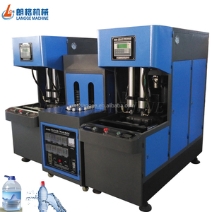 Functional oem service pet bottle making blow job molding machine