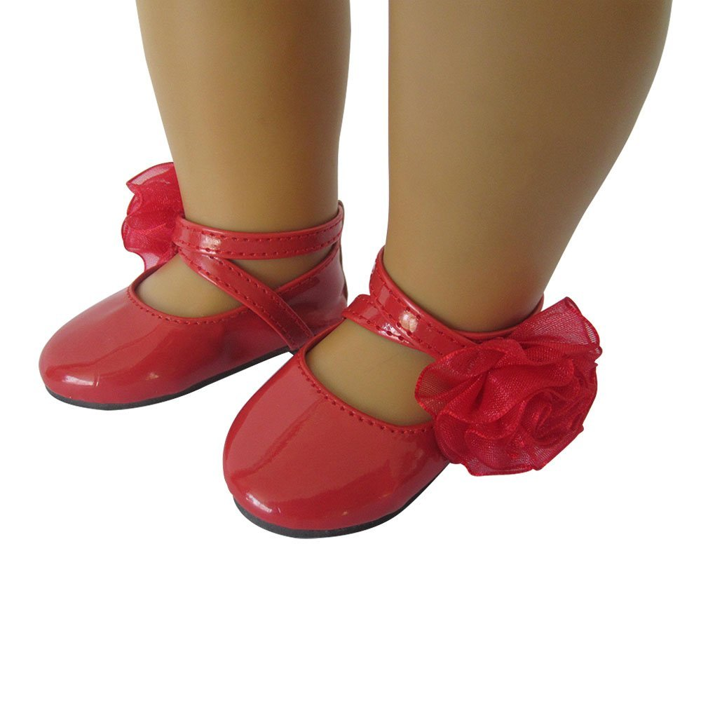 New fashion custom doll shoes manufacture
