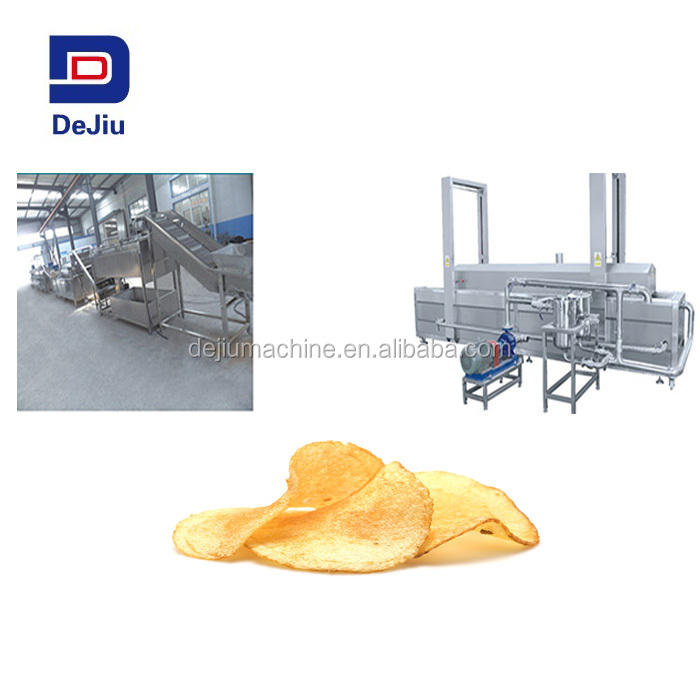 Small Scale Potato Chips Production <strong>Line</strong>