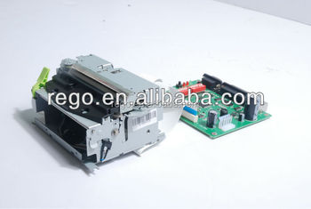 Compatible with EPSON mini thermal printer with auto cutter