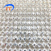 Beautiful decorative metal mesh for clothes and curtain