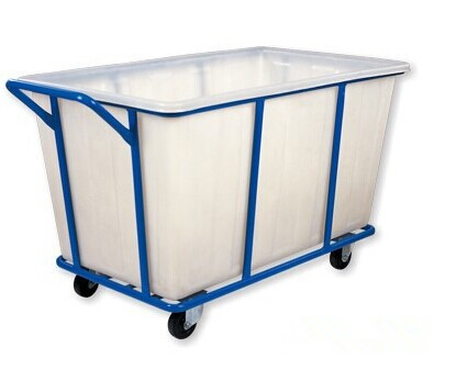 High Quality With Wheels Hotel Laundry Cart