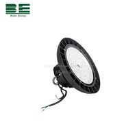 Super brightness 130lm/W high lumen efficiency UL CE 150W UFO industrial Led high bay light for warehouse factory supermarket