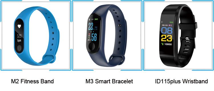 Mais recente Novo Modelo IP68 Watch Fitness Rastreador Banda Inteligente