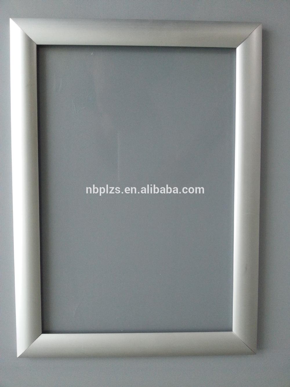 De Aluminio Clip Abierto Cartel Marco Que Se Usa Para Ascensor ...