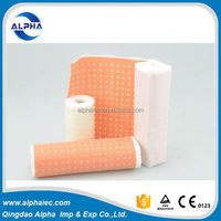 White / Pink / Skin Surgical Medical Adhesive Tape, Zinc Oxide Adhesive Plaster With Porous And Perforate Tape