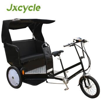 Elettrico A Tre Ruote Della Bici In Taxirisciò Buy 3 Ruote Della Bici In Taxi Per La Venditarisciò 3 Ruota Di Biciclettaciclo Elettrico Risciò