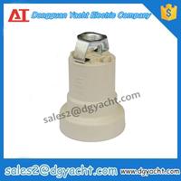 Plastic lamp holder/Bulb socket E27 fluorescent lamp socket