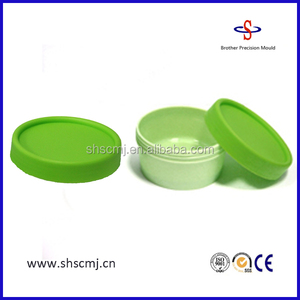 Round Plastic Jar Lid Bottle Cap