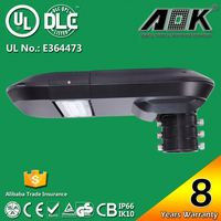 TUV GS CE RoHS Listed Excellent Quality public led street light with good prices
