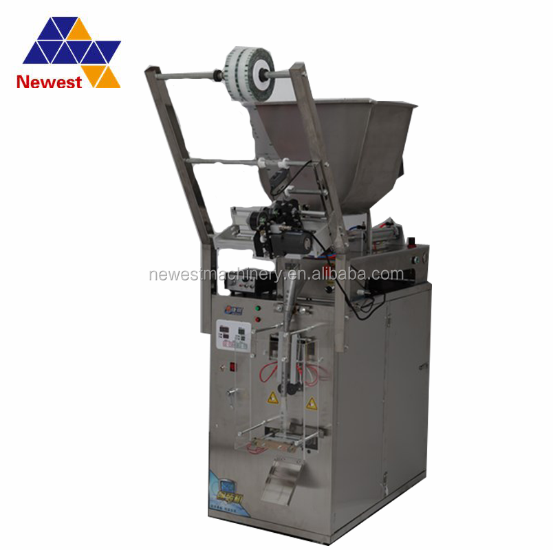 High accuracy paste filling machines auger fillers/liquid bag filling sealing packaging machine