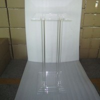 DDH-T146 Trade Assurance Lucite Pedestal from China Supplier